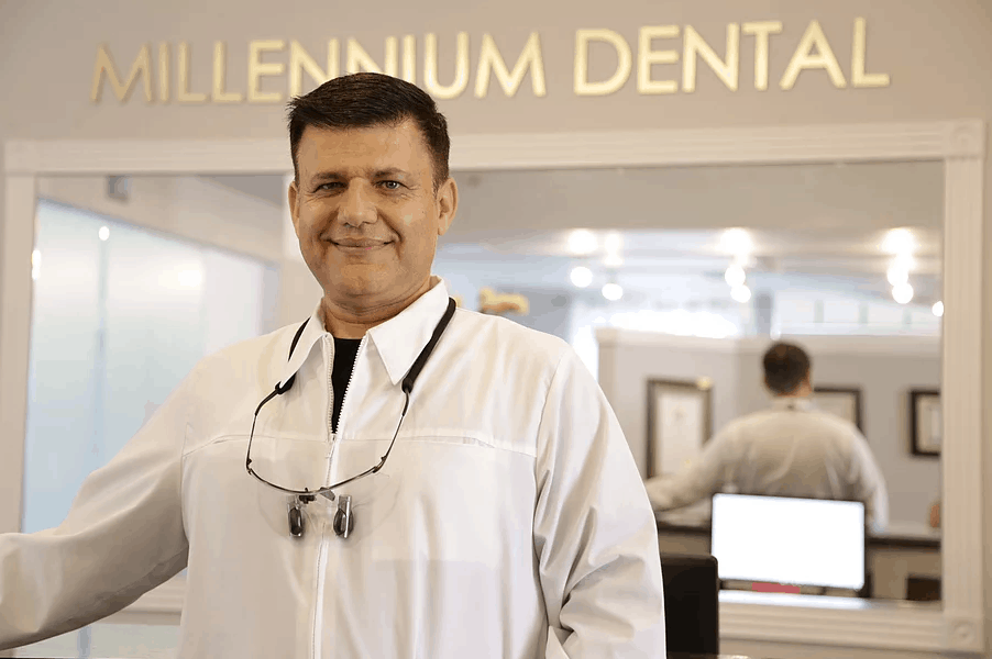 Dr. Zobair Baha, DDS